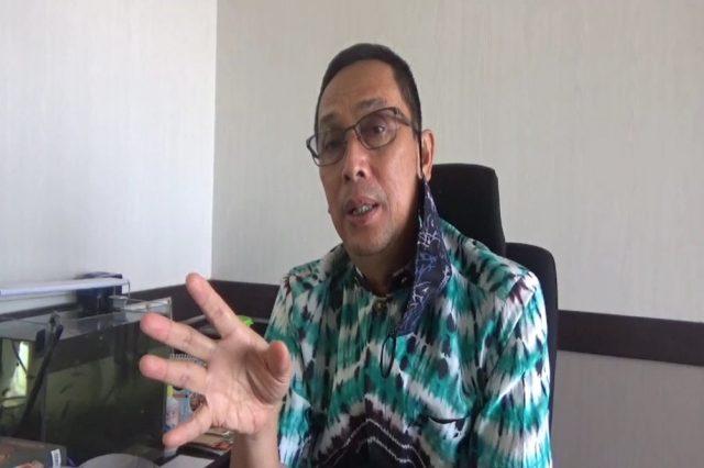 Kadishub kota Banjarmasin, Ichwan Noor Chalik