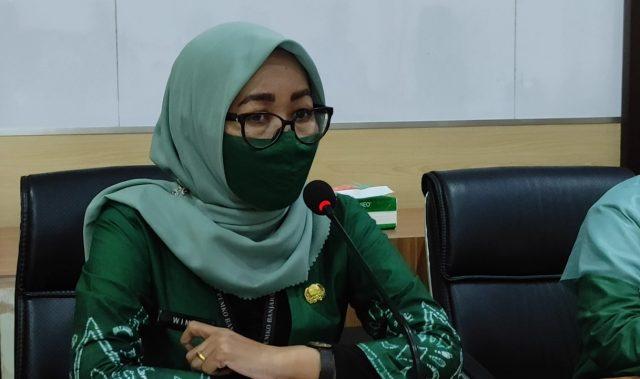 Windi, PLT kadis PUPR kota Banjarmasin