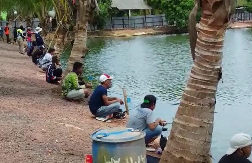 kejuaraan memancing