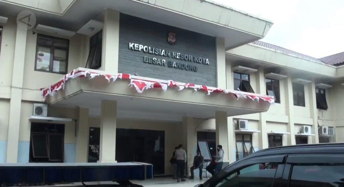 kepolisian resor kota Bandung