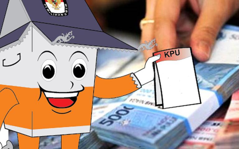 KPU Kalimantan Selatan Batasi Dana Kampanye Maksimal Rp 61 Miliar