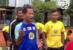 pelatih Kepala Barito Putera Djajang Nurjaman