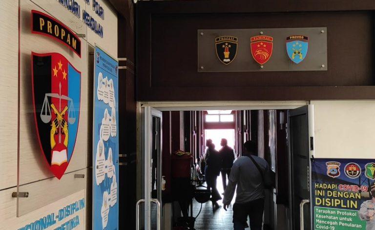 Pedagang BBM Eceran Laporkan Oknum Polisi Ke Propam Polda Kalsel