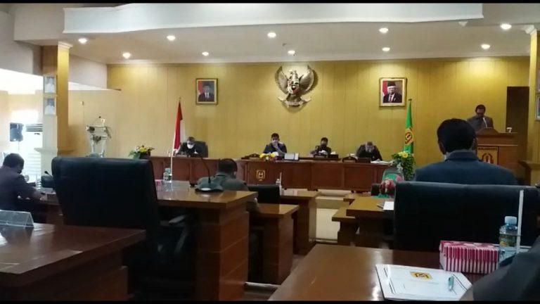 DPRD Banjarbaru Sepakat Dana APBD Perubahan Untuk Tangani COVID