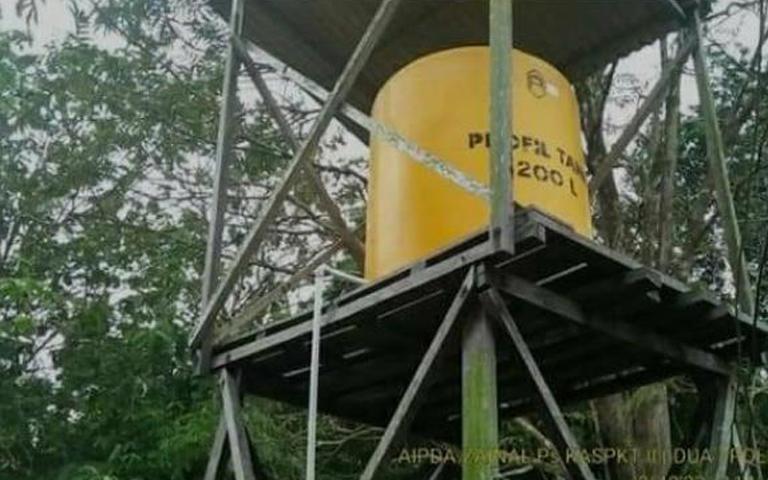 Sakit Hati, Oknum Mahasiswa Tuangkan Racun ke Tandon Air Tetangga