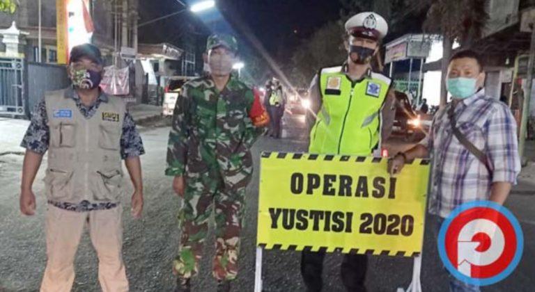2 Minggu, 1.060 Warga Palangka Raya Terjaring Operasi Yustisi
