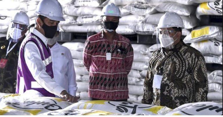 Presiden Jokowi Resmikan Pabrik Gula Bombana Berdaya Serap 15 Ribu Naker