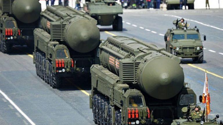 50 Negara Ratifikasi Perjanjian Larang Senjata Nuklir