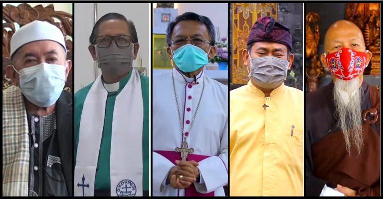 5 pemuka agama kalsel