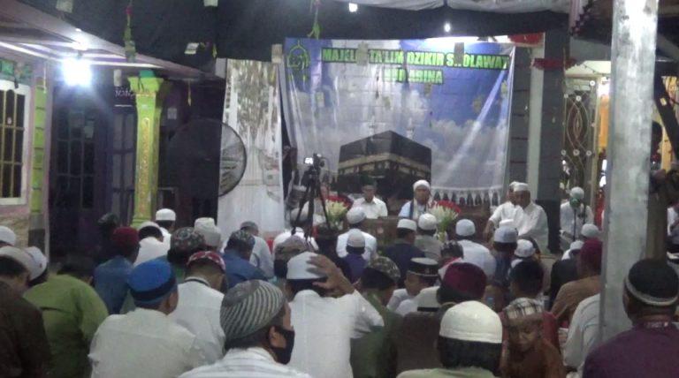 Acara Maulid Nabi Muhammad SAW