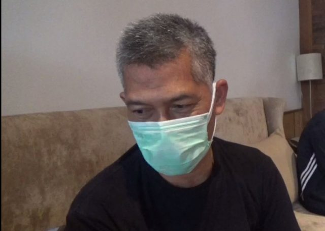Ariffin Muhadi Kadiv Penanggulangan Bencana PMI Pusat