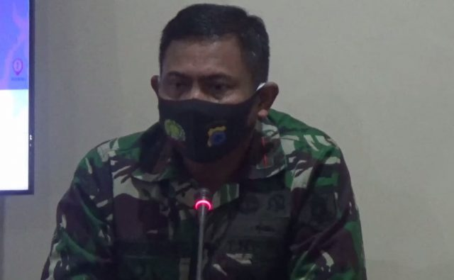 Brigjend TNI Firmansyah Danrem 10 Antasari