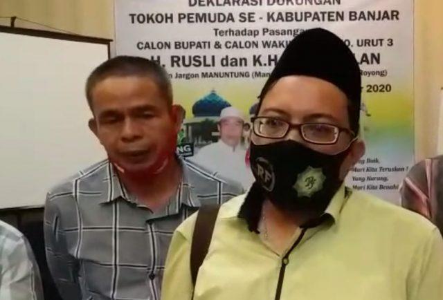 Chairil Anwar Ketua Tim Pemenangan RF