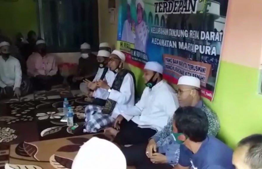 Guru Fadhlan Kampanye Tatap Muka