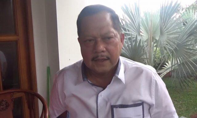 Gusti Iskandar Sukma Alamasyah Ketua Non Aktif PMI Kalsel