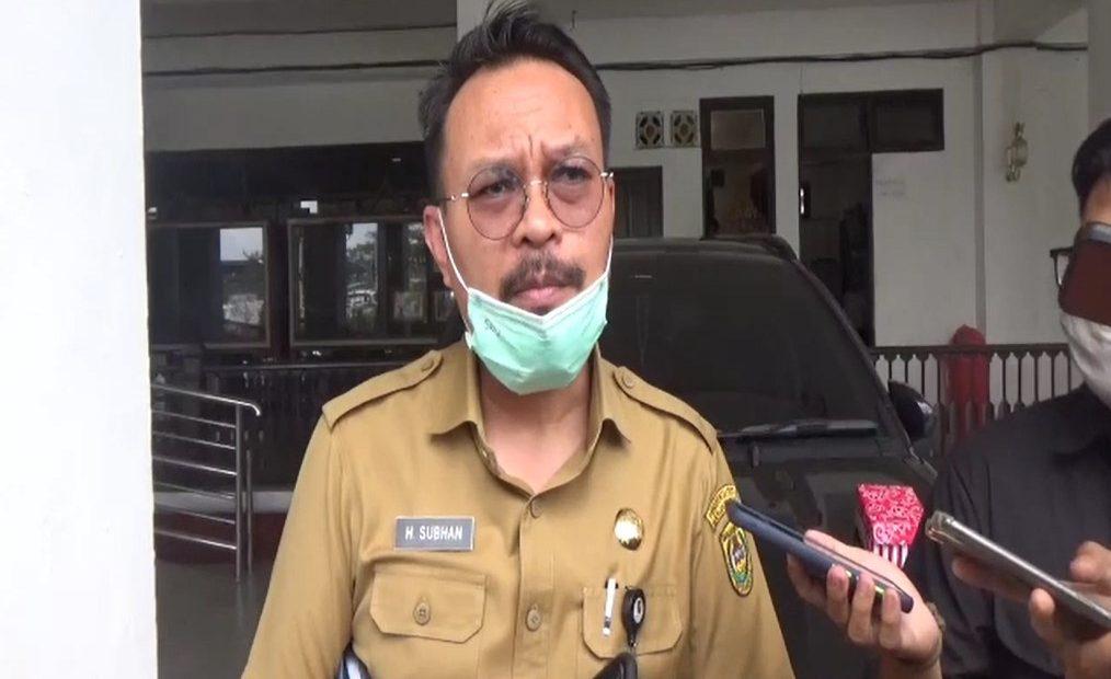 Subhan Noor Yaumil, kapala Bakeuda Banjarmasin
