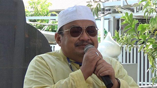 ketua DPD Golkar kota Bajarmasin H Yuni Abdi Nur Sulaiman