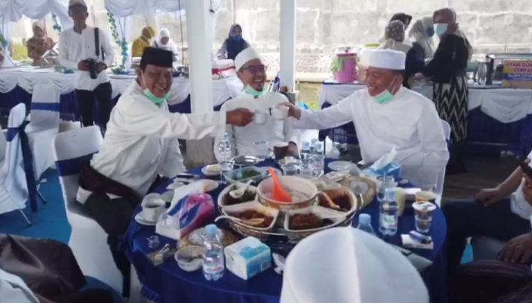 H.Muhidin Bangga Paman Birin Keliling Kalsel Kunjungi Warga