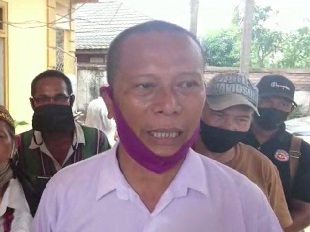Hujaini Aktivis LSM Tanah Laut