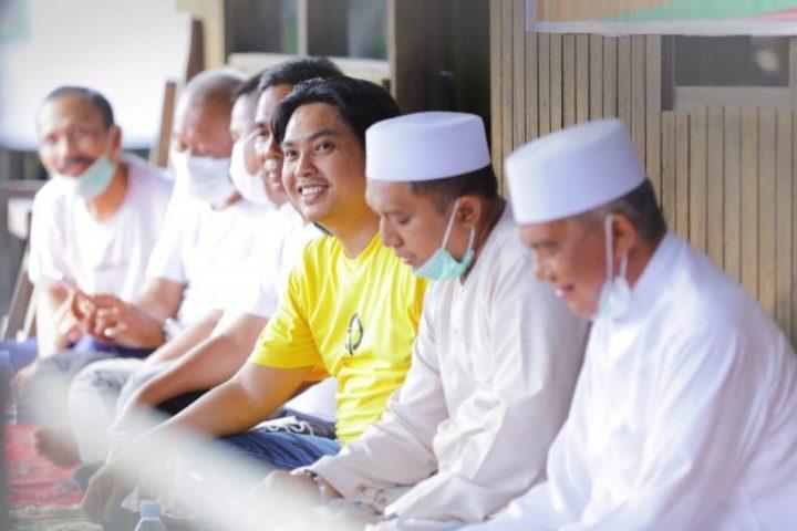 """Habib Banua : Dihati Masyarakat Tanbu Hanya Ada 1 Nama """"Syafruddin H Maming"""""""