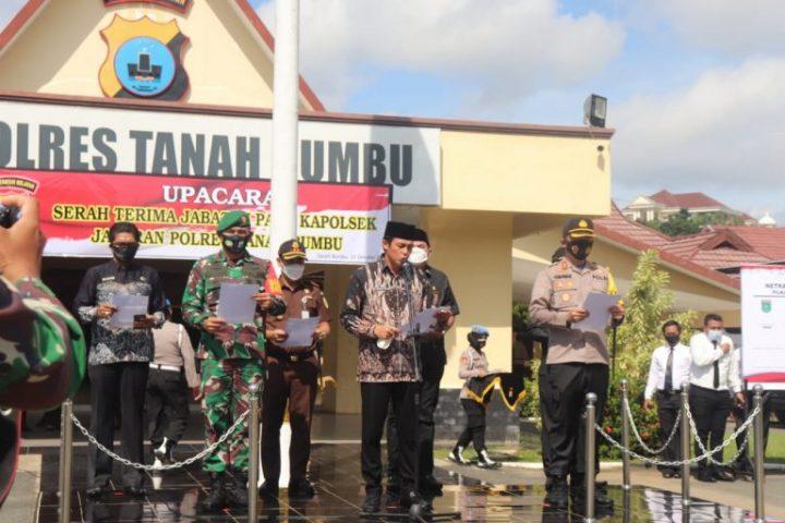 Deklarasi Netralitas TNI Polri dan ASN Digelar