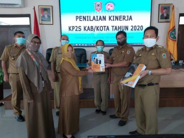 Pemkab Tanbu Ikuti Penilaian Kinerja KP2S Tahun 2020