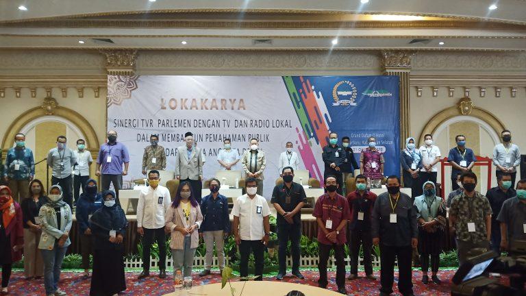 Tingkatkan Publikasi Kinerja Wakil Rakyat, TVR Parlemen Gandeng Lembaga Penyiaran Daerah