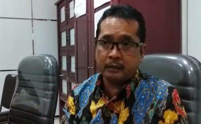 Iwan Bora SH ketua Komisi III DPRD Banjar
