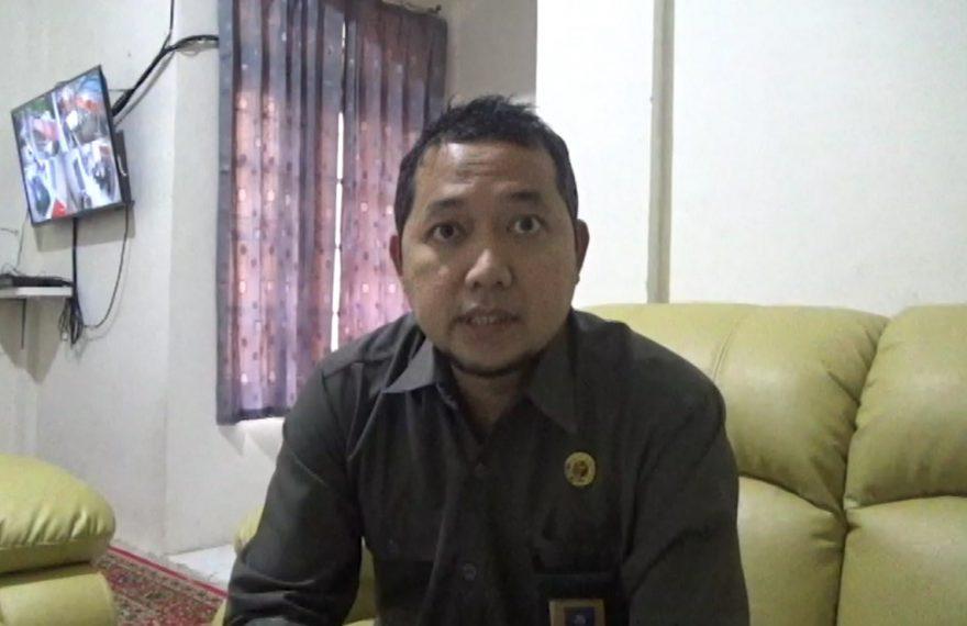 M. Yasar, ketua Bawaslu Banjarmasin