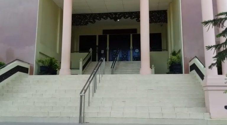 Kantor DPRD Banjarbaru Tutup Sementara