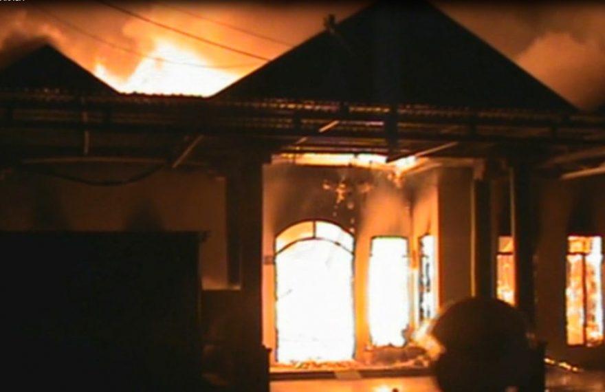 Kebakaran diKotabaru