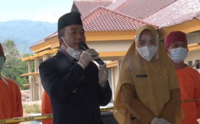 M Syarifuddin PJS Bupati Kotabaru