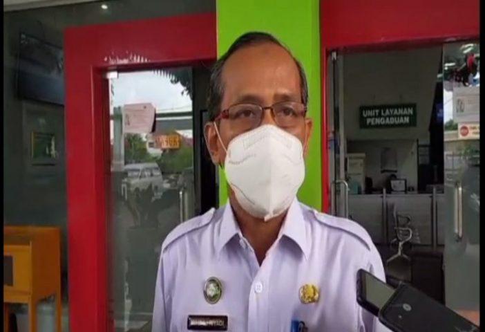 Machli Riyadi Tim Gugus Tugas Kota Banjarmasin