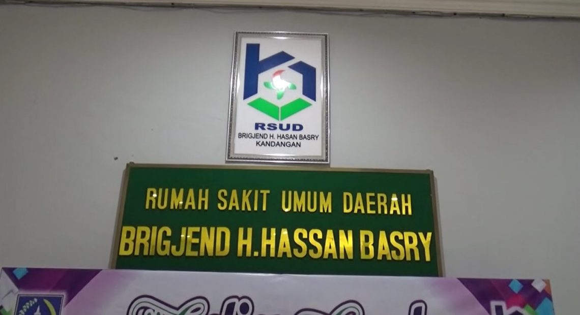 RSUD Brigjend Haji Hasan Basry