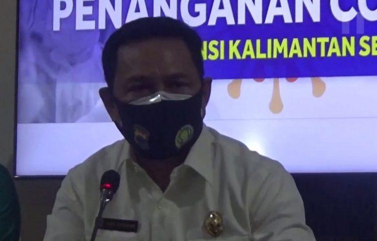 Rudy Resnawan, PLT Gubernur Kalimantan Selatan