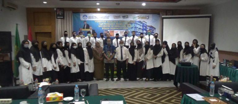 SMK Muhammadiyah 3 Banjarmasin Raih COE Bidang OTKP