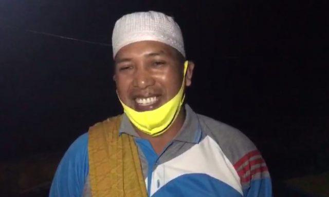 Saiful Bakhri Kades Teluk Sirih