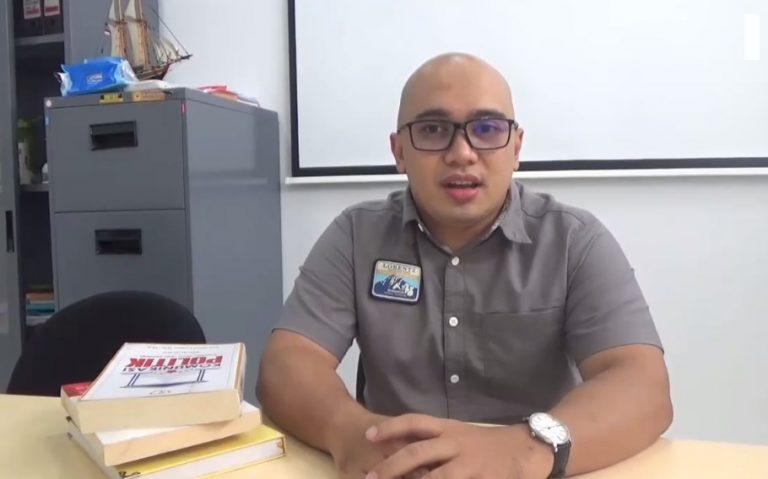 Fathurrahman Kurnain Pengamat Politik ULM