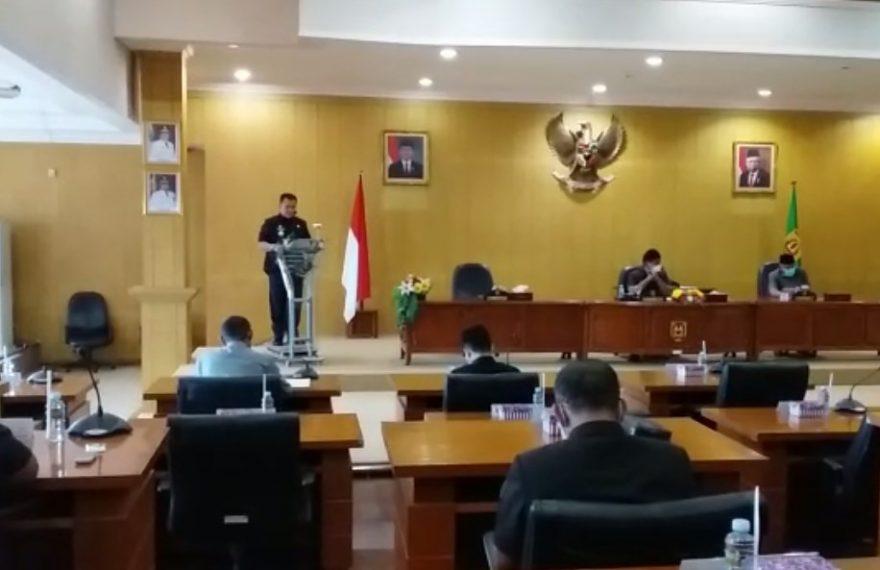 Rapat Pemko Banjarbaru