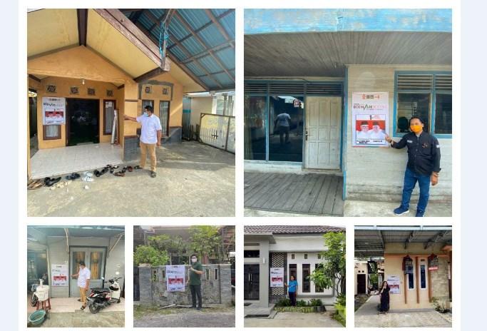 10.000 Ribu Roemah Djoeang di Siapkan Kawal Suara Haris-Ilham