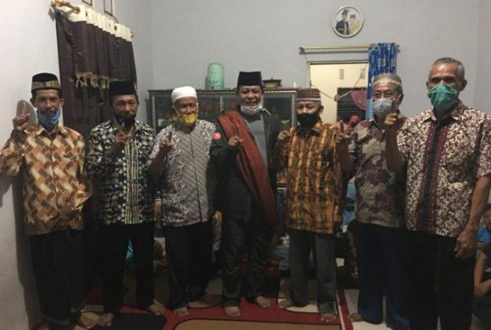 Paman Birin Berkunjung ke Warga Tanjung Seloka