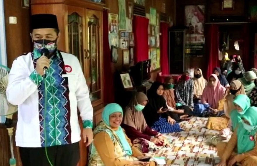 Ibnu-Arifin Tawarkan Program Wira Usaha Baru