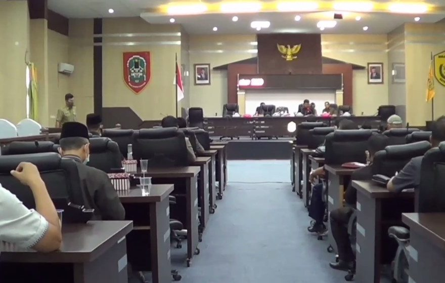 badan musyawarah DPRD kota Banjarmasin