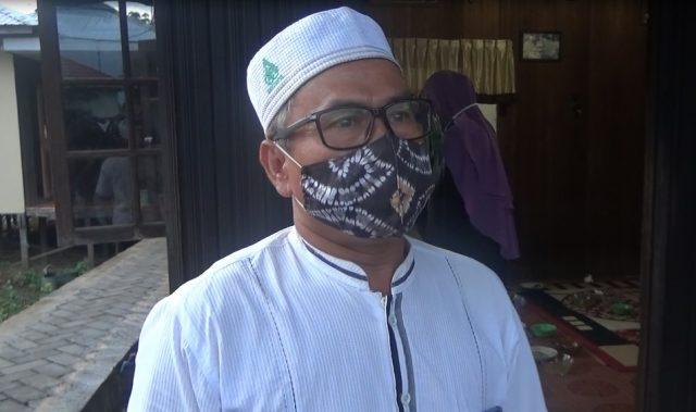 Hafif Warga Desa Tunggul Irang