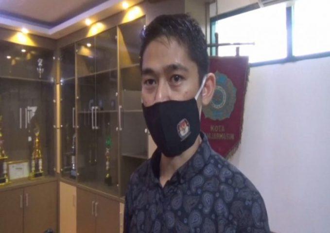 Taufiqkurrahman Komisioner KPU Kota Banjarmasin