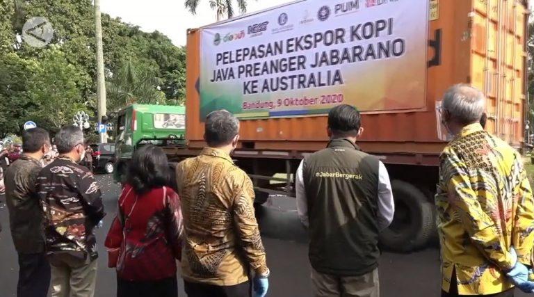 Ekspor Pertanian Indonesia Tumbuh 9 %