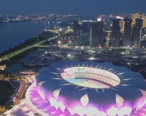 Tiket Asian Games Hangzhou 2022 Dijual 2021