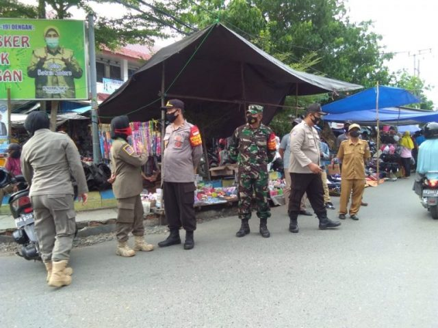Polsek Marabahan Kota Gelar Operasi Yustisi Gabungan