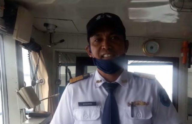 Winarko Nakhoda Kapal