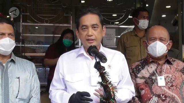 Menteri Perdagangan, Agus Suparmanto